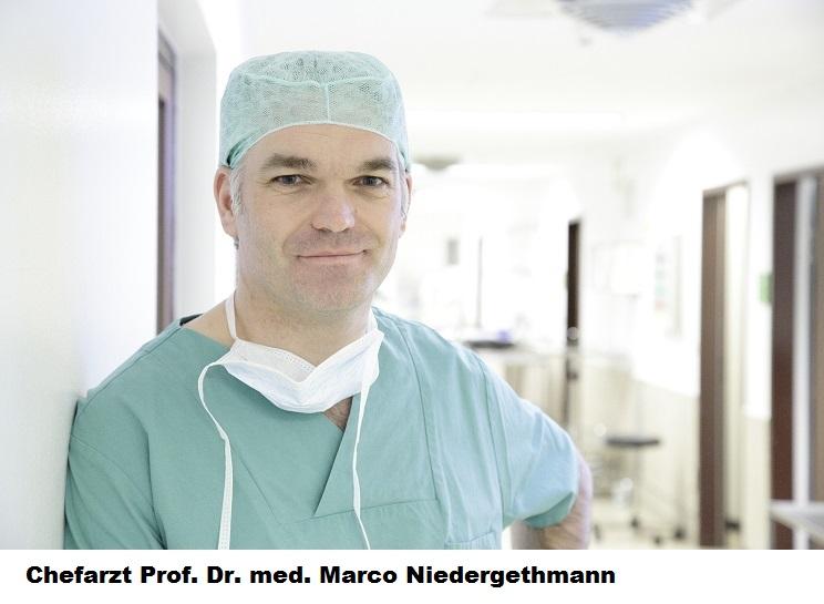 Alfried Krupp Krankenhaus Klinik für Allgemein- und Viszeralchirurgie
